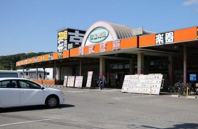 福山市でリサイクルショップに強盗