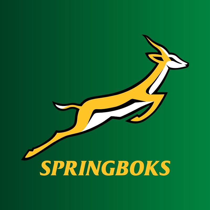 ラグビー南アフリカ代表 動物