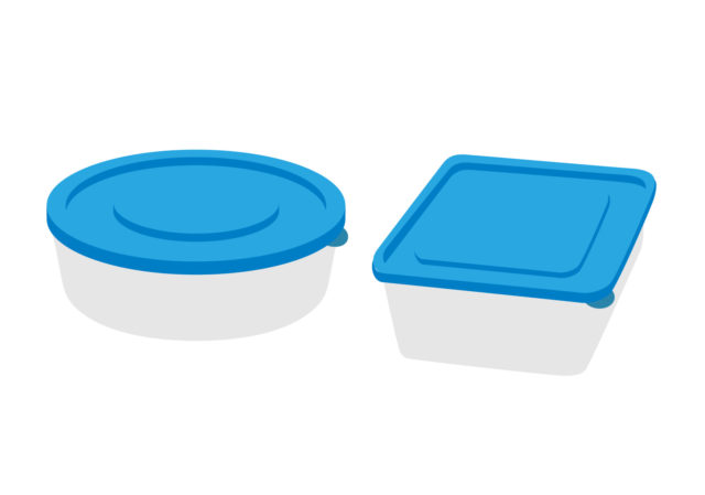 冷凍カレー 解凍方法 レンジ タッパー