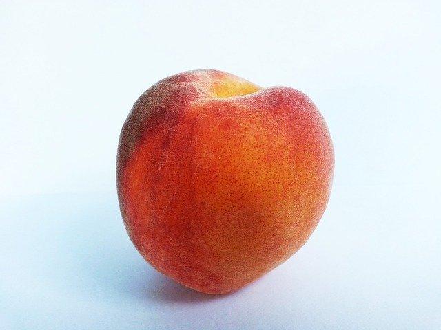 桃 食べ頃 見極め