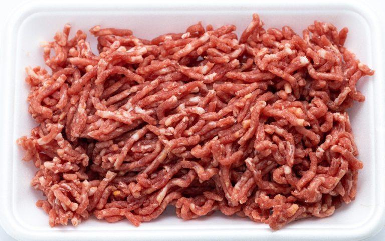 賞味期限切れ ひき肉 ハンバーグ