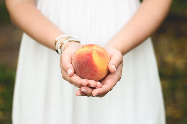 桃 美味しい食べ方 氷水