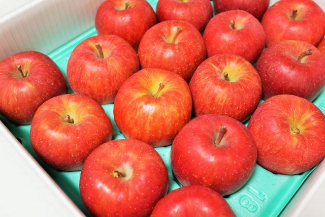 りんご 箱買い 日持ち