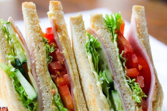 サンドイッチ,作り置き,冷蔵庫