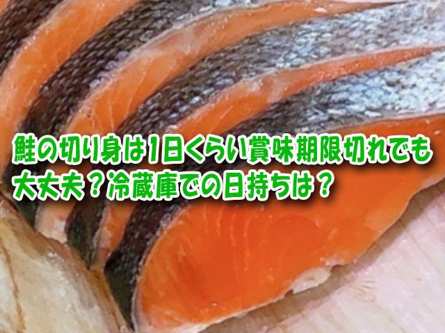 鮭 賞味期限切れ 1日